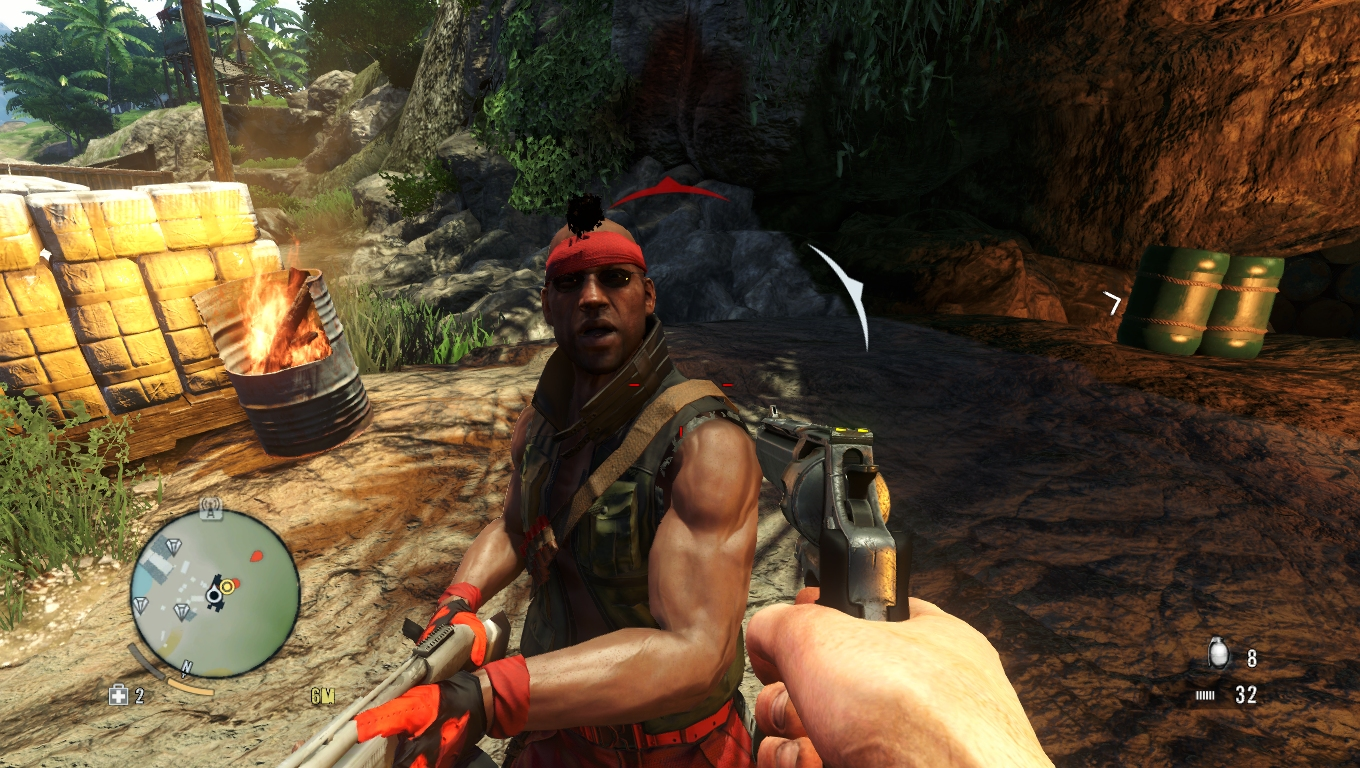 Far Cry 3 Review The Games Cabin