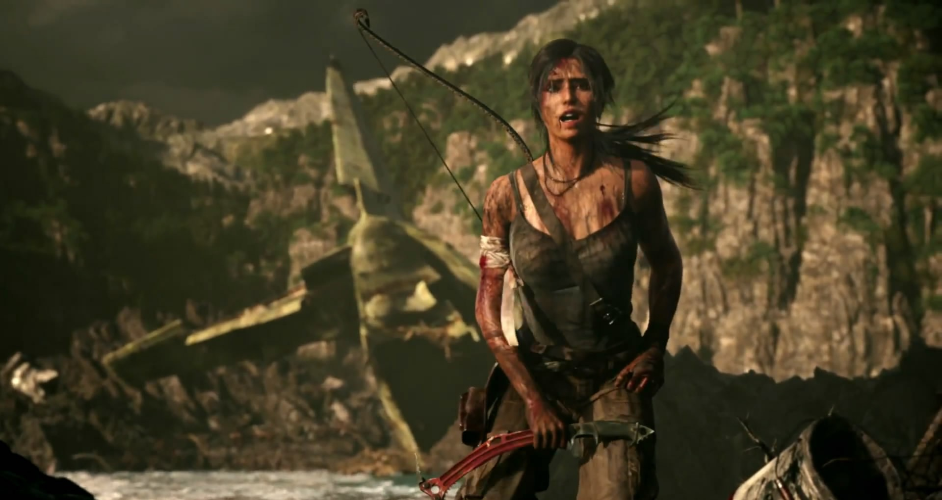 News Sorry Playstation Fans The New Tomb Raider Is An Xbox One