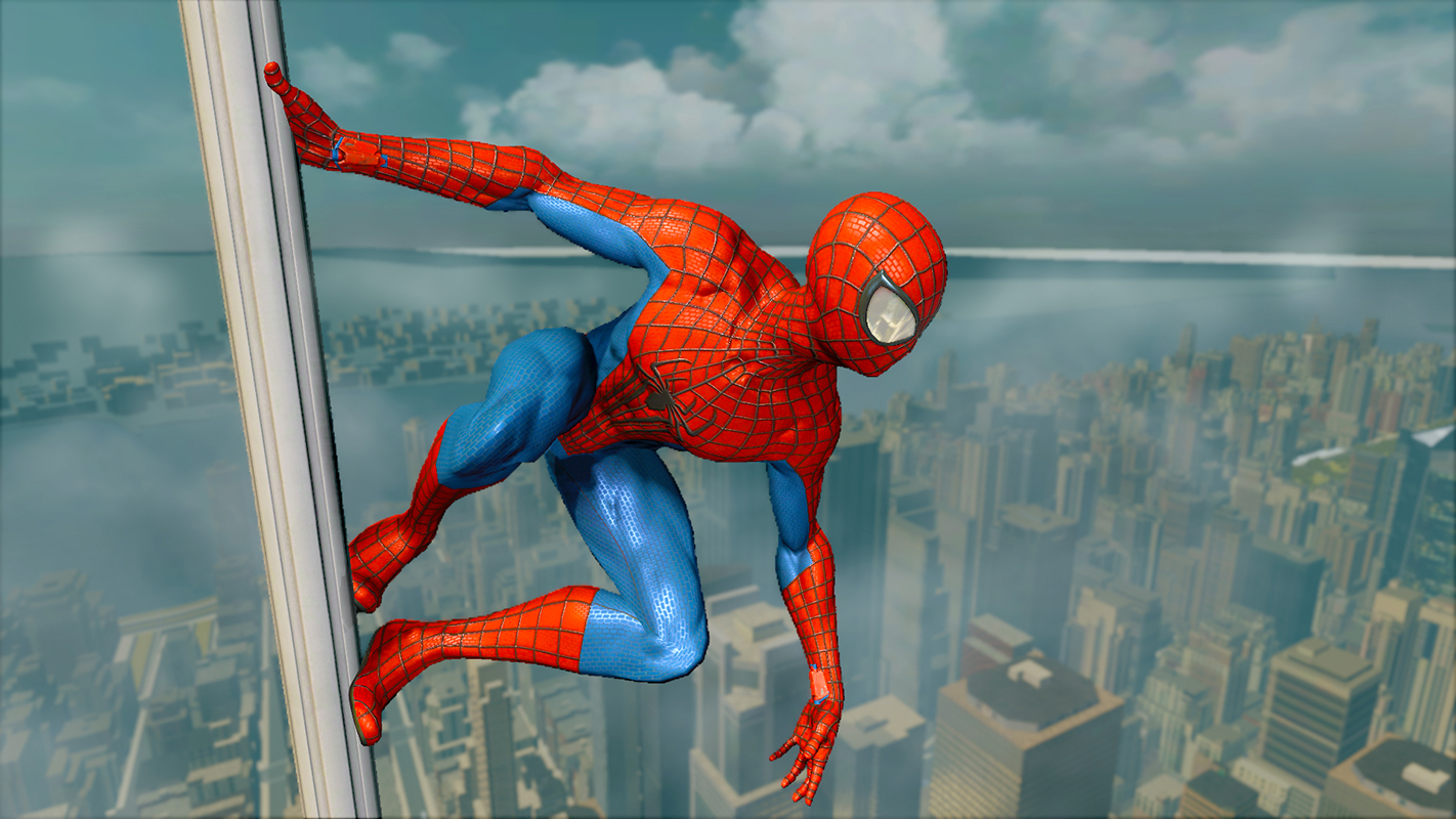 The-Amazing-Spider-Man-2-Pole