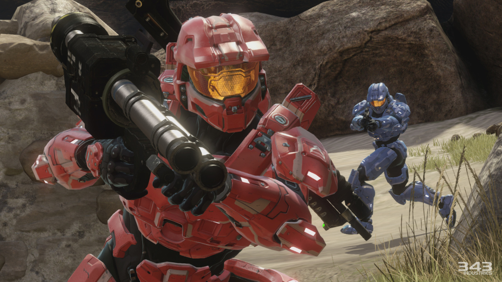 halo red v blue