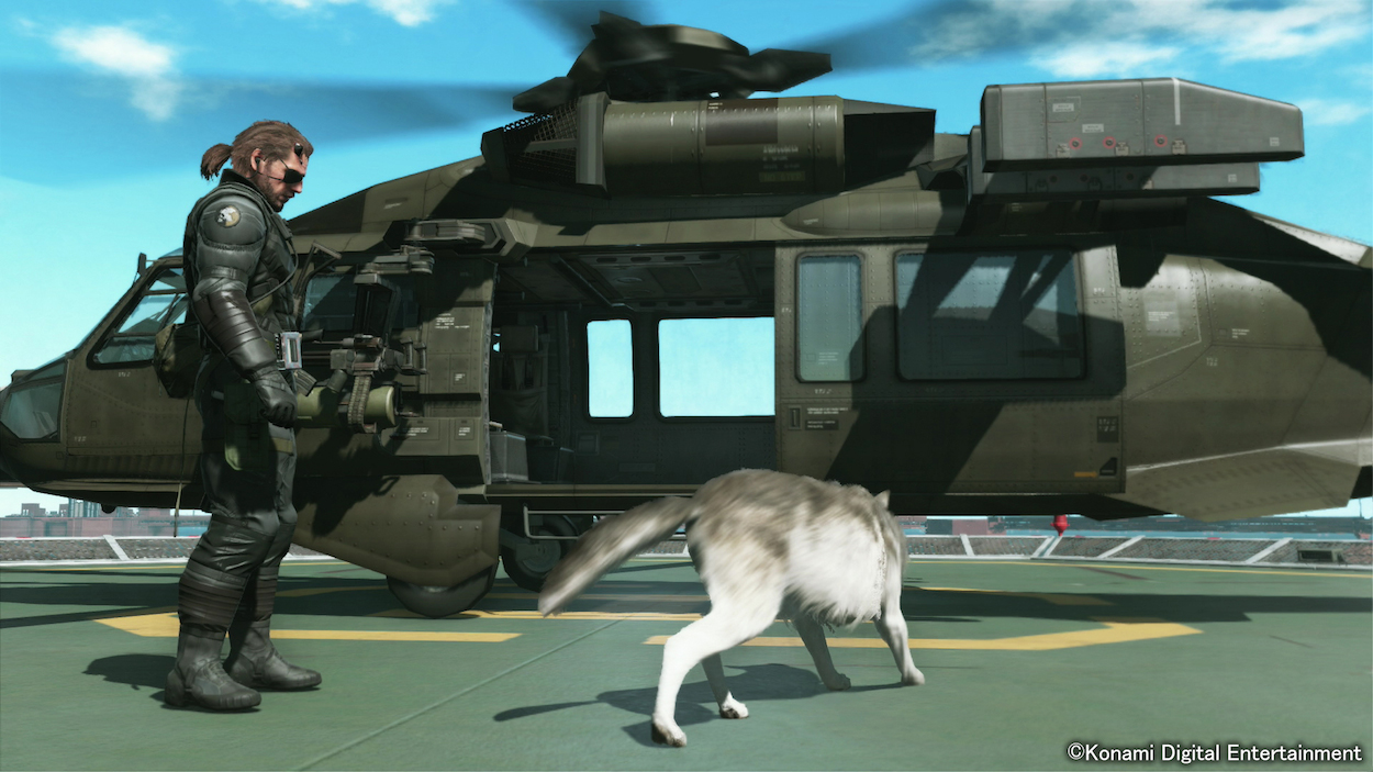 metalgearsolid diamond dog