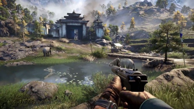 News Far Cry 4 Director Gameplay Trumps Everything Never A