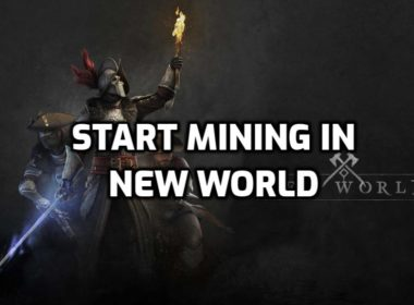 how to mine new world