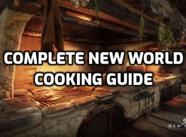 cooking guide new world