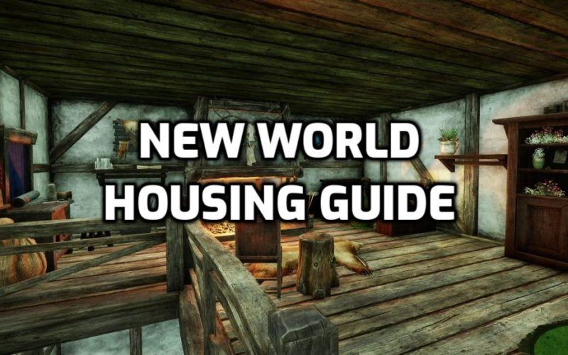 new world housing guide games cabin